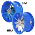 Ventilator axial intubat 2950 mch