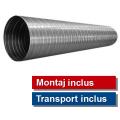 Tub spiro 125 mm